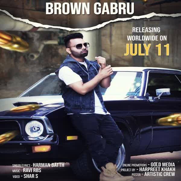 Brown Gabru Harman Batth
