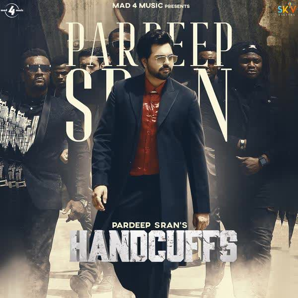 Handcuffs Pardeep Sran