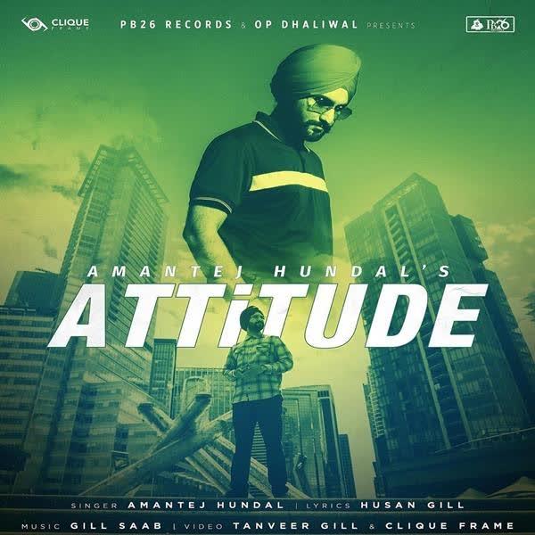 Attitude Amantej Hundal