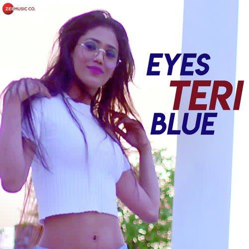 Eyes Teri Blue Vikramjeet