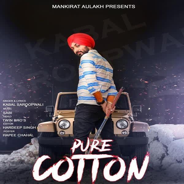 Pure Cotton Kabal Saroopwali