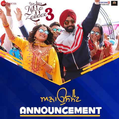 Announcement (Nikka Zaildar 3) Ammy Virk