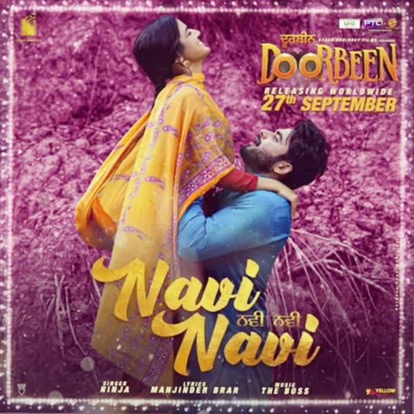 Navi Navi (Doorbeen) Ninja