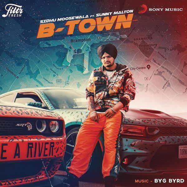 B Town (Original) Sidhu Moose Wala
