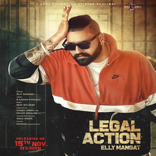 Legal Action Elly Mangat