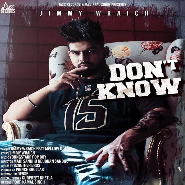 Dont Know Jimmy Wraich