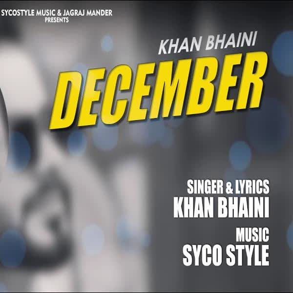 DECEMBER Lyrics | Khan Bhaini