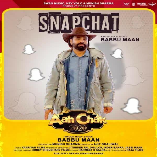 Snapchat (Aah Chak 2020) Babbu Maan