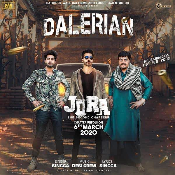 Dalerian (Jora The Second Chapter) Singga