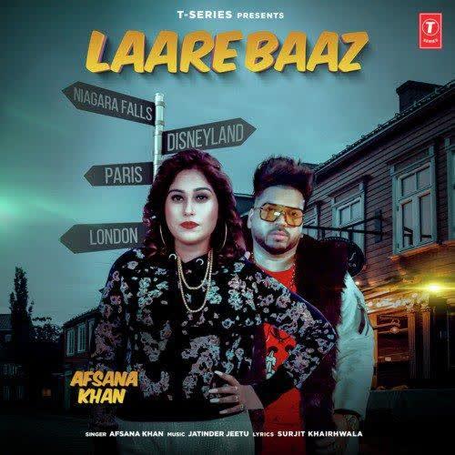 Laarebaaz Afsana Khan