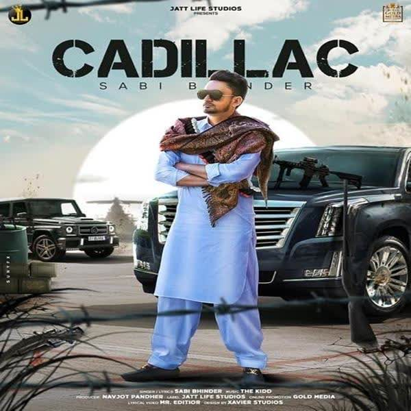 Cadillac Sabi Bhinder