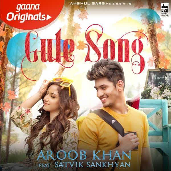 Cute Song Aroob Khan