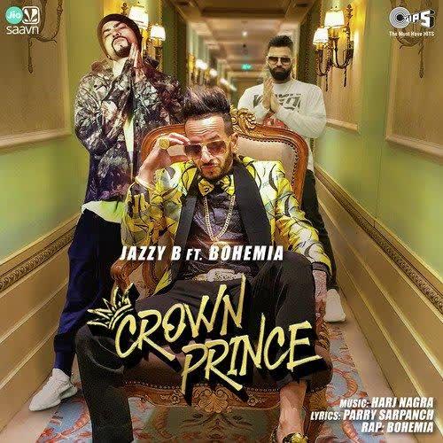 Crown Prince Jazzy B