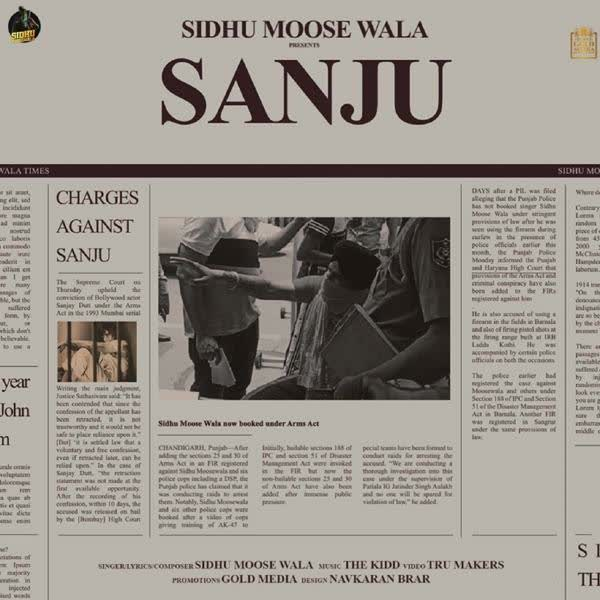 Sanju Sidhu Moose Wala