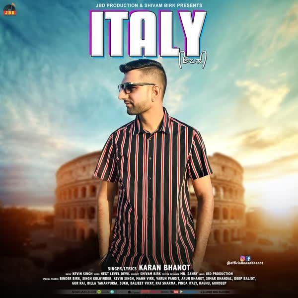 Italy Karan Bhanot