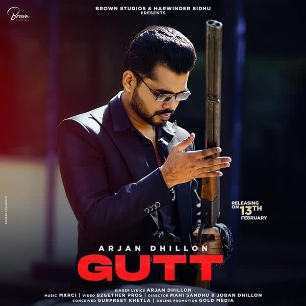 Gutt (Leaked Song) Arjan Dhillon