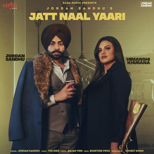 Jatt Naal Yaari Jordan Sandhu Mp3 Song