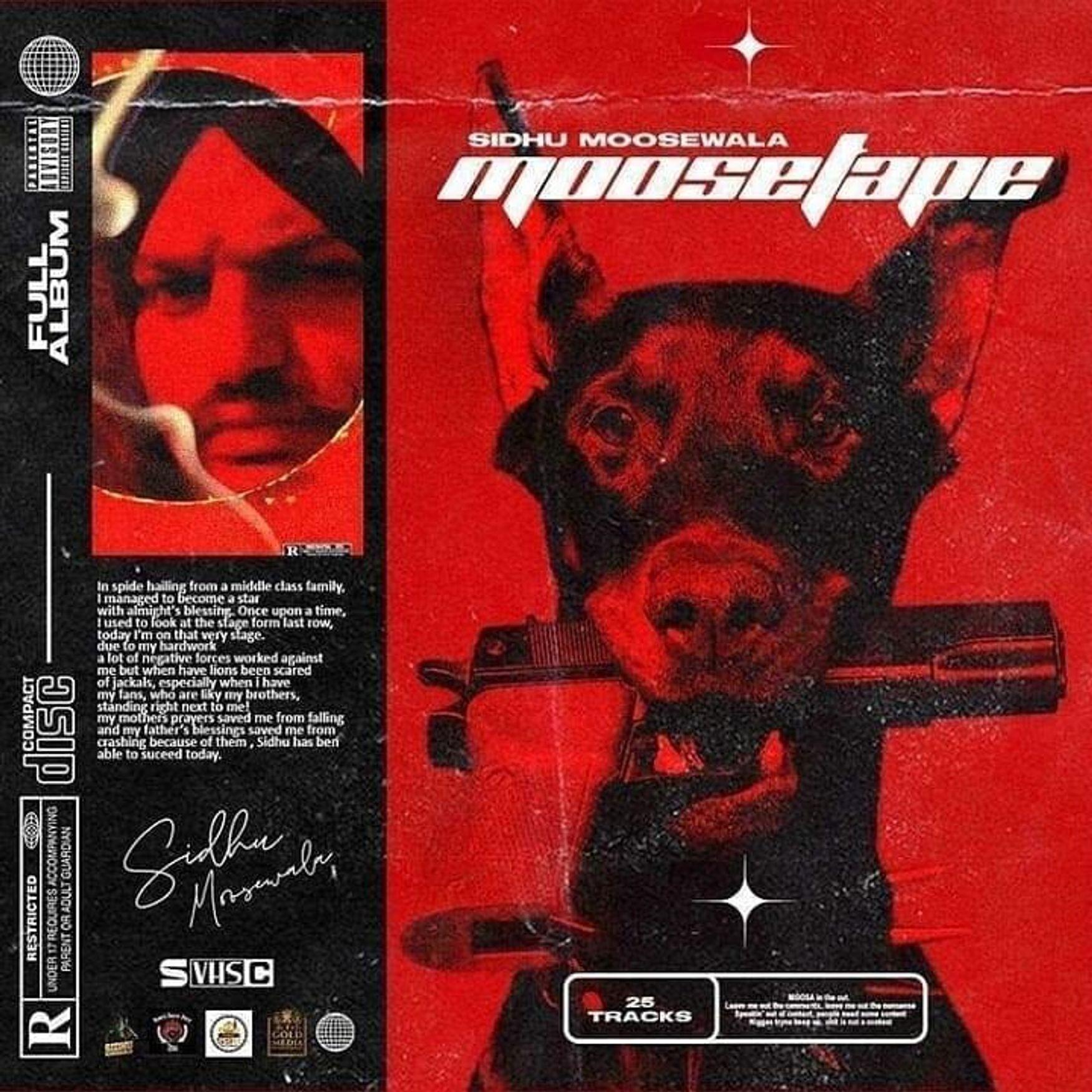Moosetape Sidhu Moose Wala