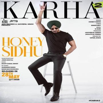 Karha 2 Honey Sidhu Mp3 Song