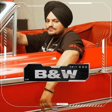 B & W Sidhu Moose Wala