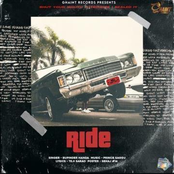 Ride Rupinder Handa