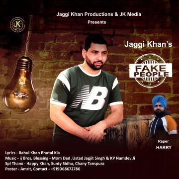 Fake People Jaggi Khan
