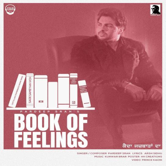 Book Of Feelings Pardeep Sran