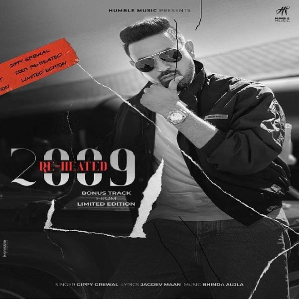 Limited Edition 2009 Re-Heated Gippy Grewal