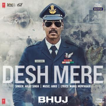 Desh Mere Arijit Singh