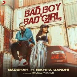 Bad Boy X Bad Girl Badshah