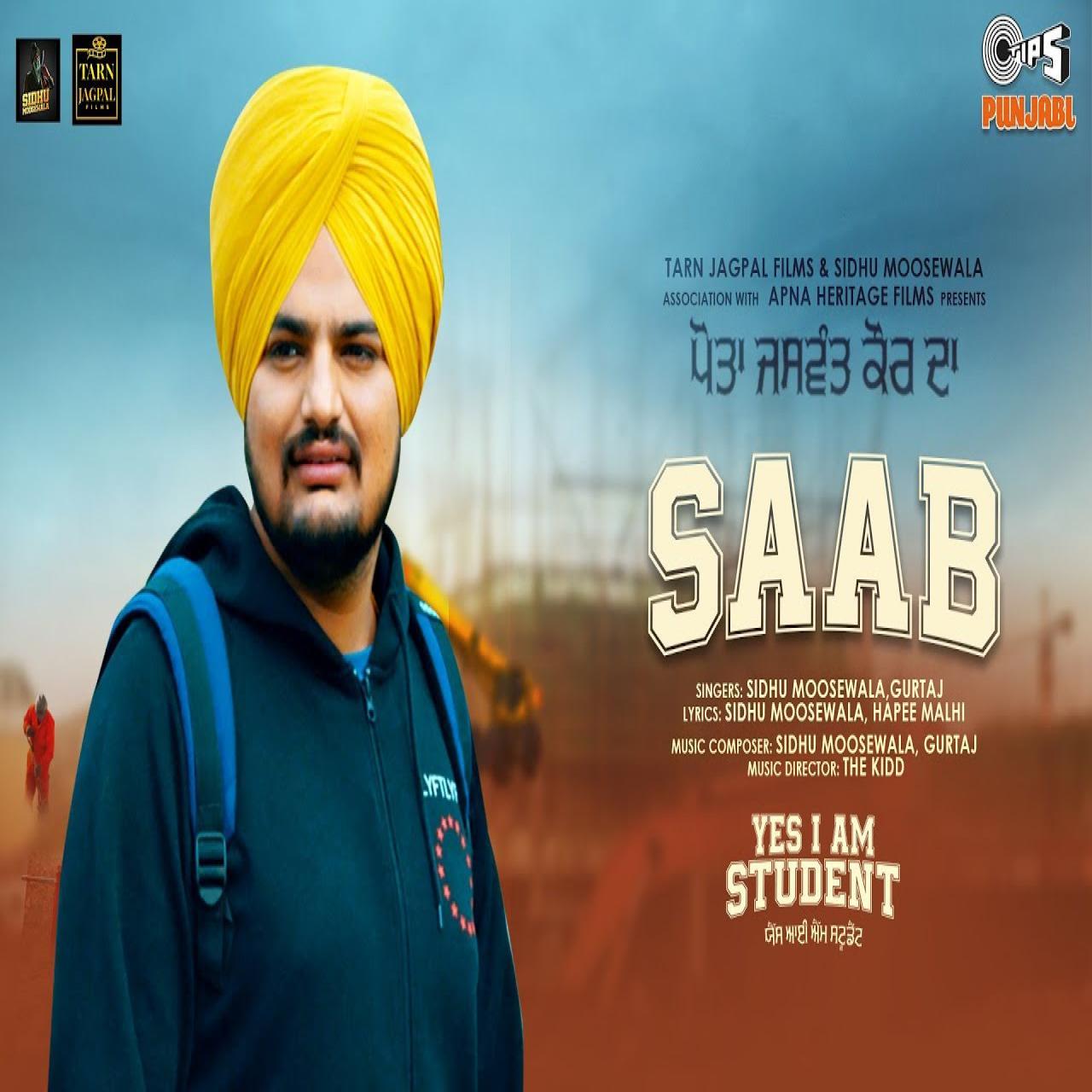 Saab Sidhu Moose Wala