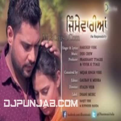 Zimevariya Hardeep Virk Mp3 Song
